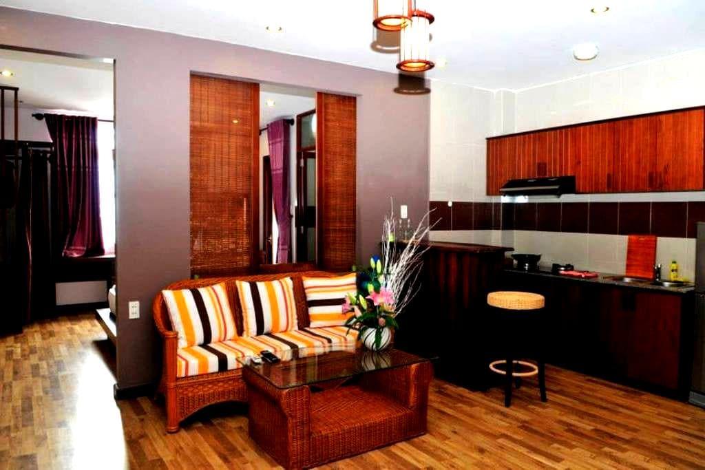 Canary Boutique Apartments - Nha Trang - Leilighet