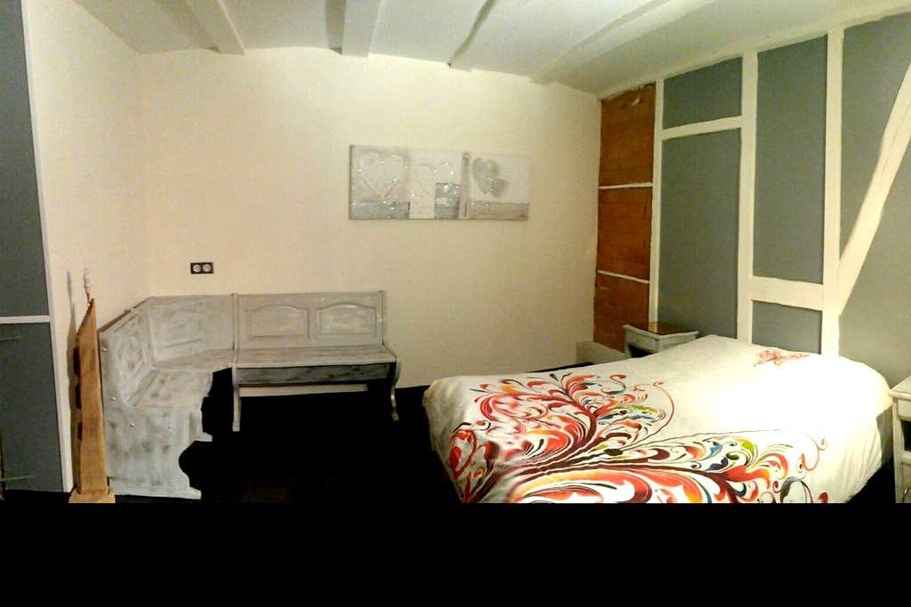 Chambre au coeur du vieux Soultz - Soultz-Haut-Rhin - Huis