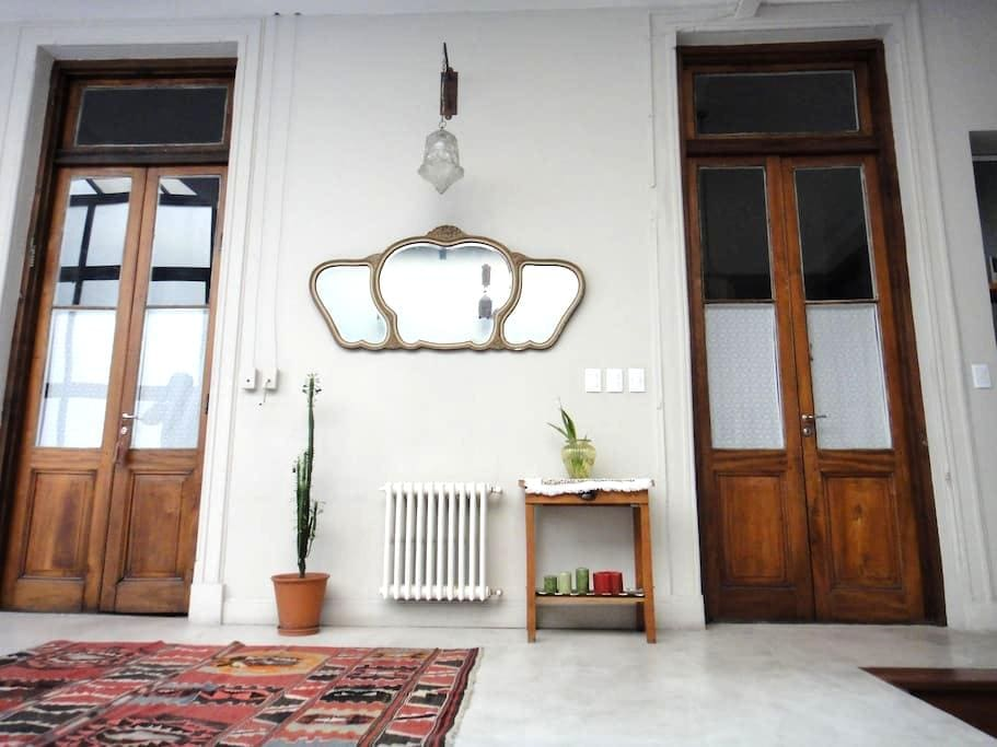 Independent house in historical building - Buenos Aires - Hus