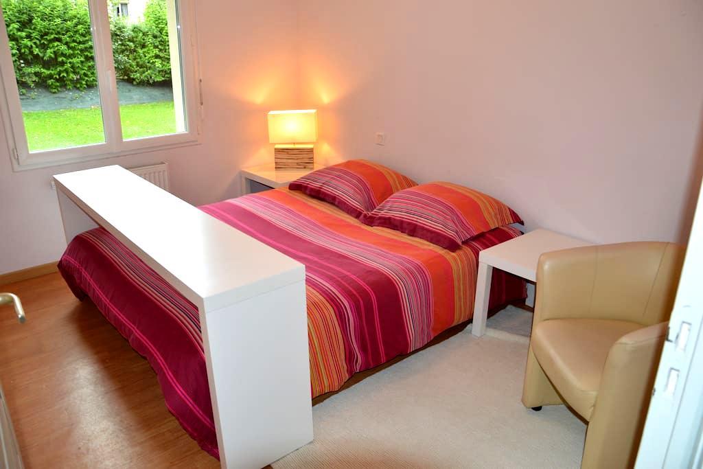 Pleasant bedroom 6mn Castle and 40mn Mt ST Michel - Fougères - Casa