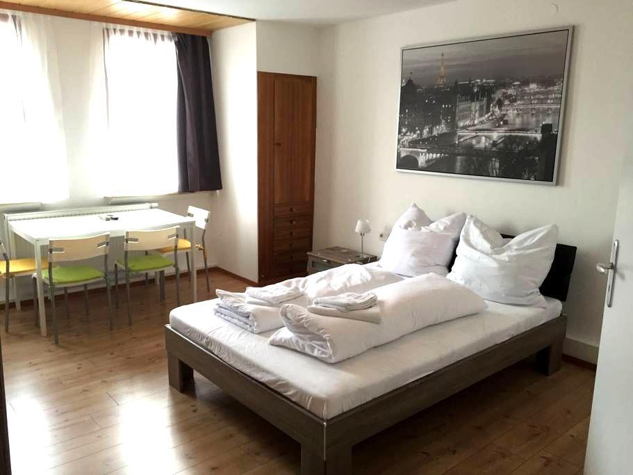 Ferien-Appartement Nürtingen Center - Nürtingen - Leilighet