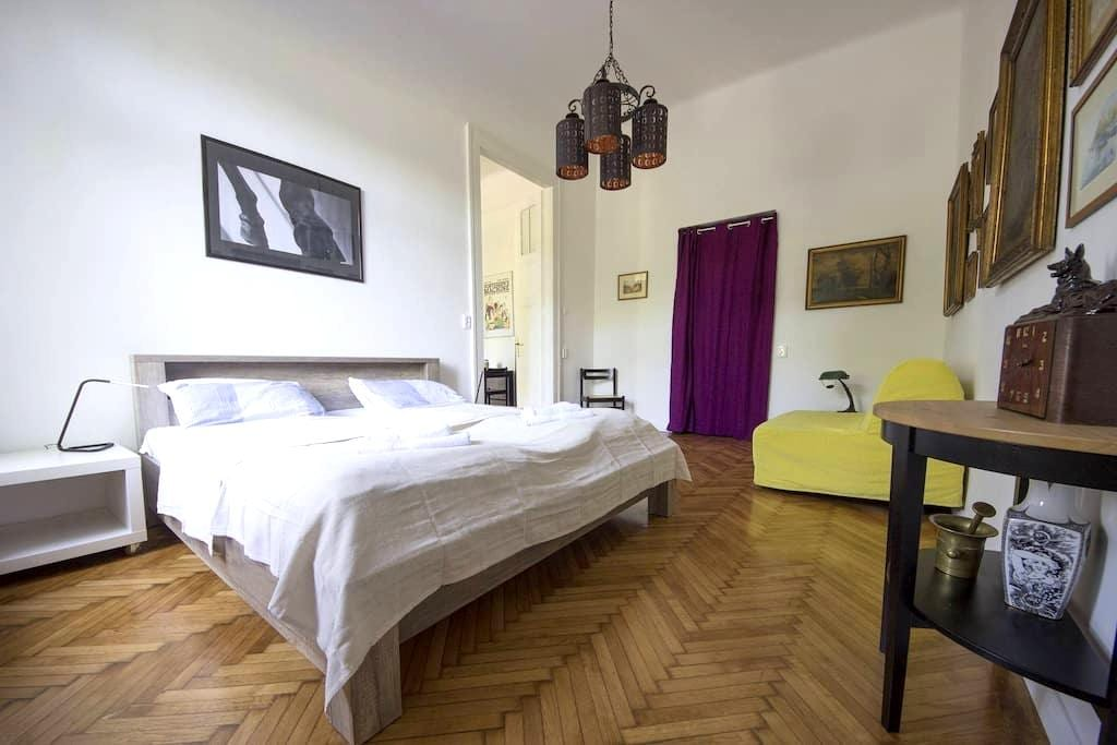 Family friendly flat at City Park - Budapest - Departamento