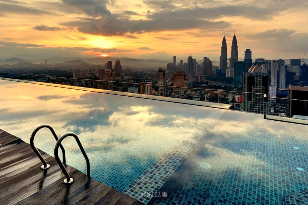 Areena Homes @ Regalia Residence, Kuala Lumpur - Kuala Lumpur - Huoneisto