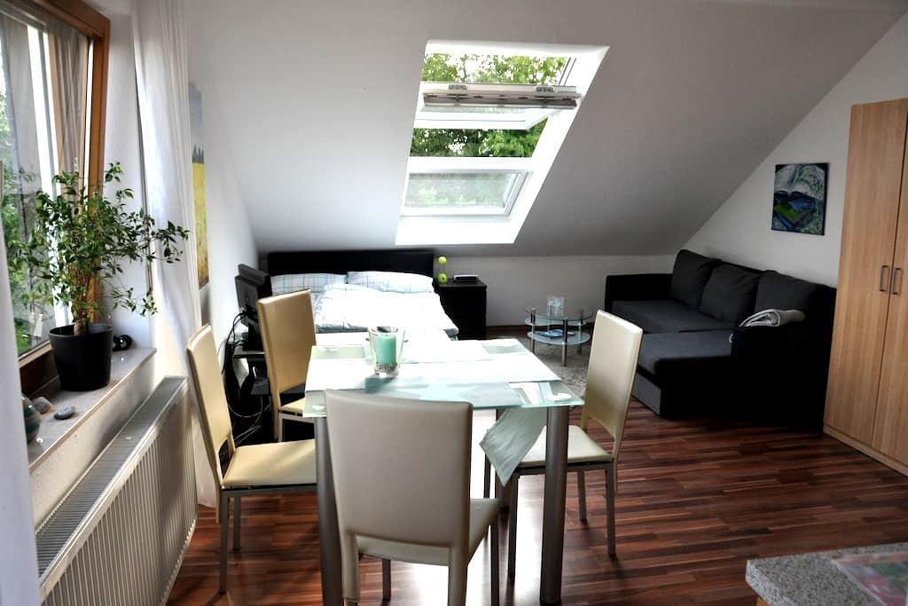 Gemütliches 1Zi.- Appartement in Münster-Nienberge - Munster - Appartement