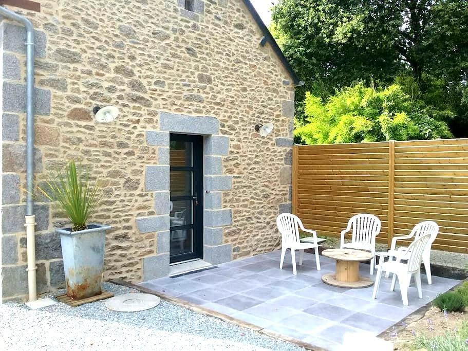 Charmante maison rénovée, au calme - Saint-Pierre-de-Plesguen - Casa