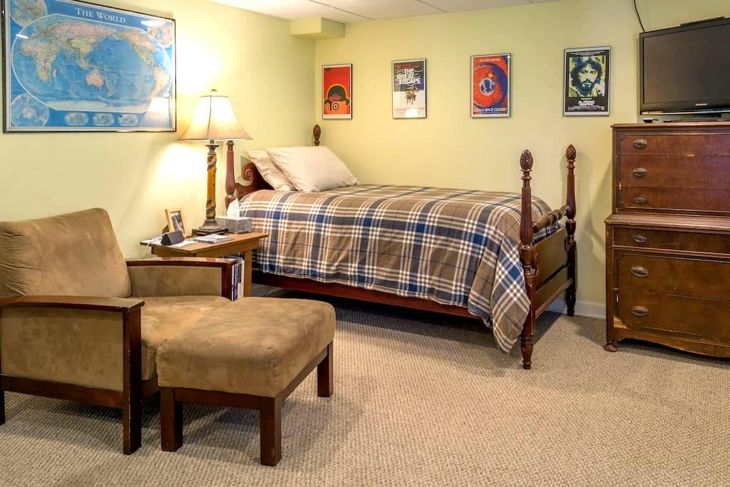 Comfortable Private Studio in Quiet Neighborhood - Lincoln - Pis