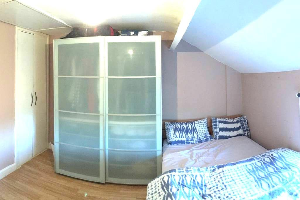 Clean Big Double Room In Centre - Northwich - House