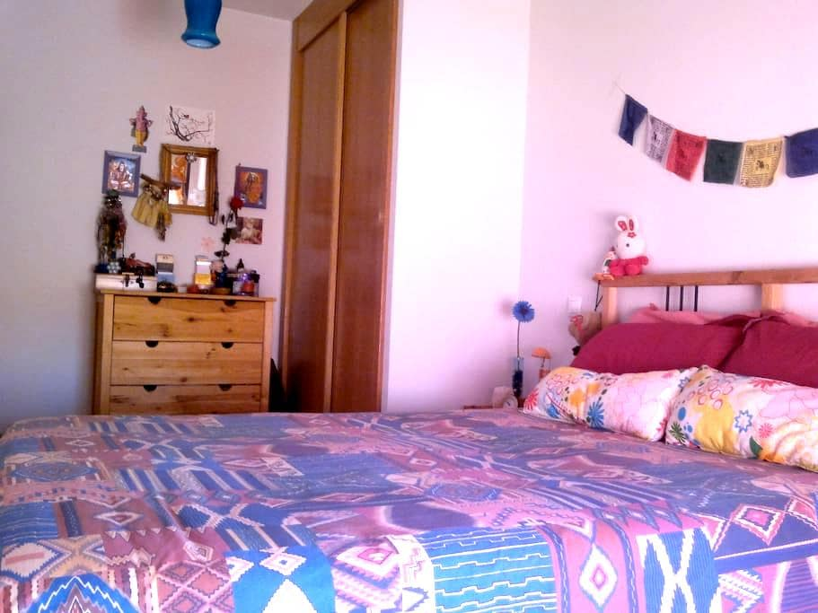 Private, double room in Fuenlabrada - Fuenlabrada - Appartement