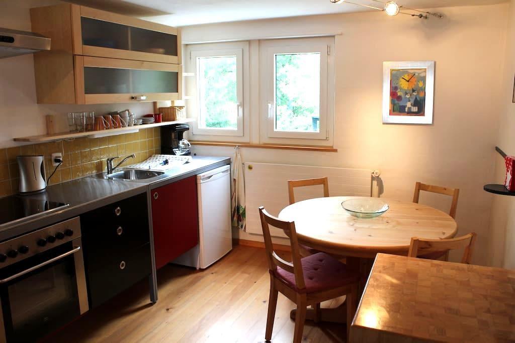Apartment sleeps four, near Lucerne - Rothenburg - Appartamento