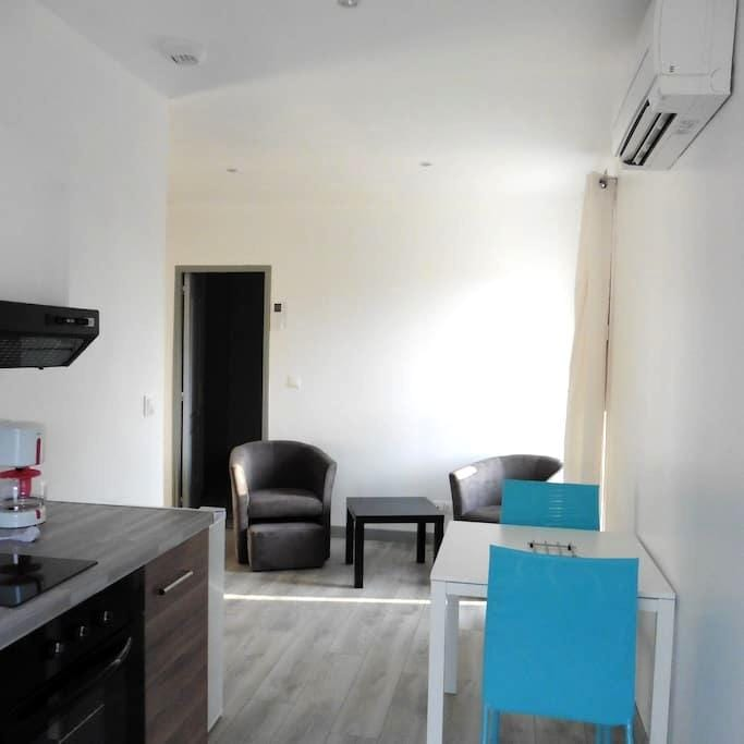 Appartements - Le Bon Mat'Ain - Saint-Jean-de-Niost - Appartement