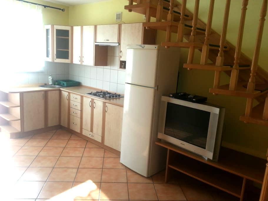 Apartament 4-6 os z balkonem 200m od Rynku  USTROŃ - Ustroń - 公寓
