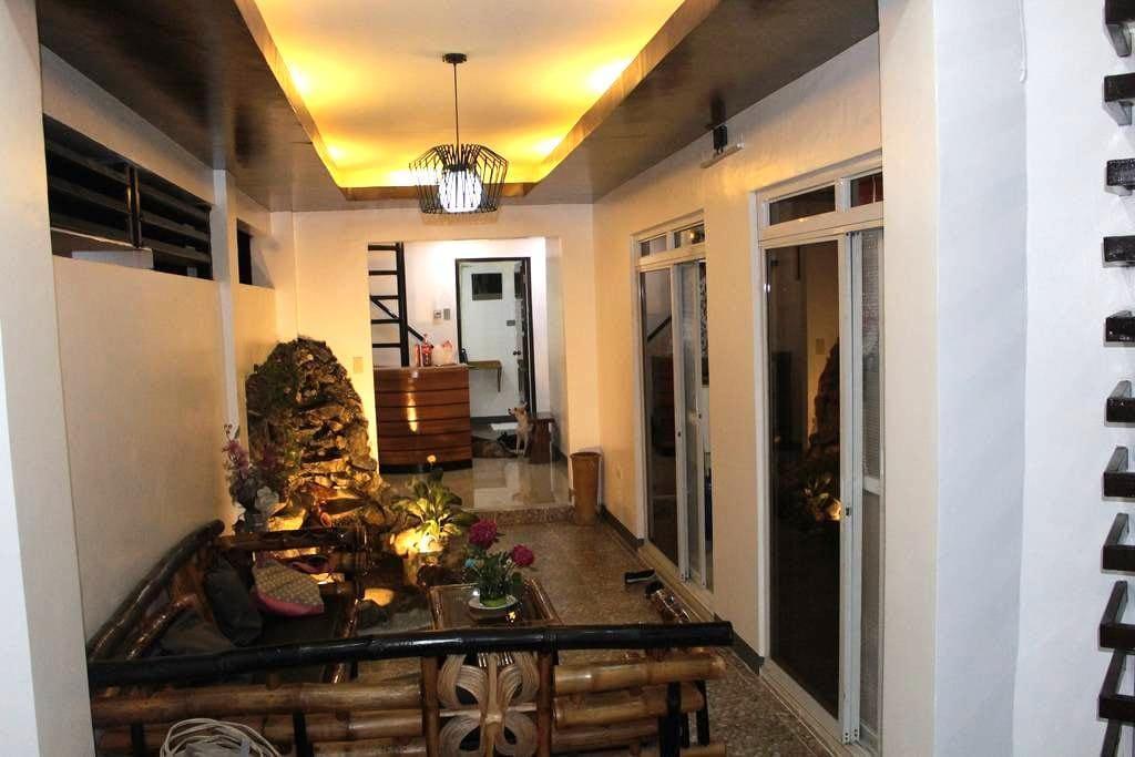 La Soledad Residences  Room 2 - Tacloban City - Casa