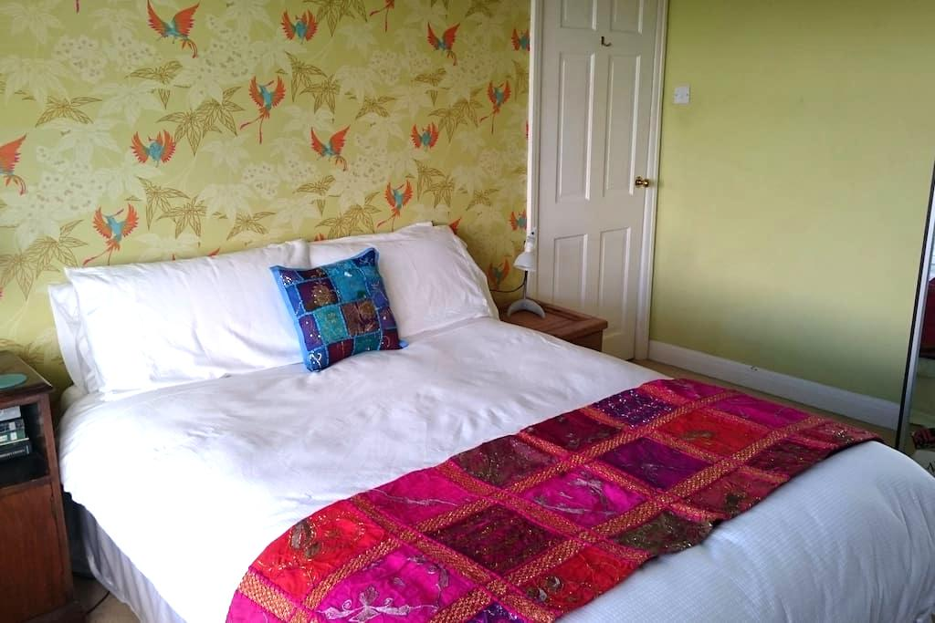 Light & airy room overlooking the Ribble Valley - Blackburn - Huis