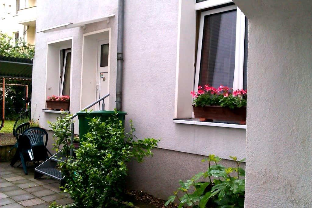 Kleine gemütliche Wohnung (25 qm) - Hanóver - Departamento