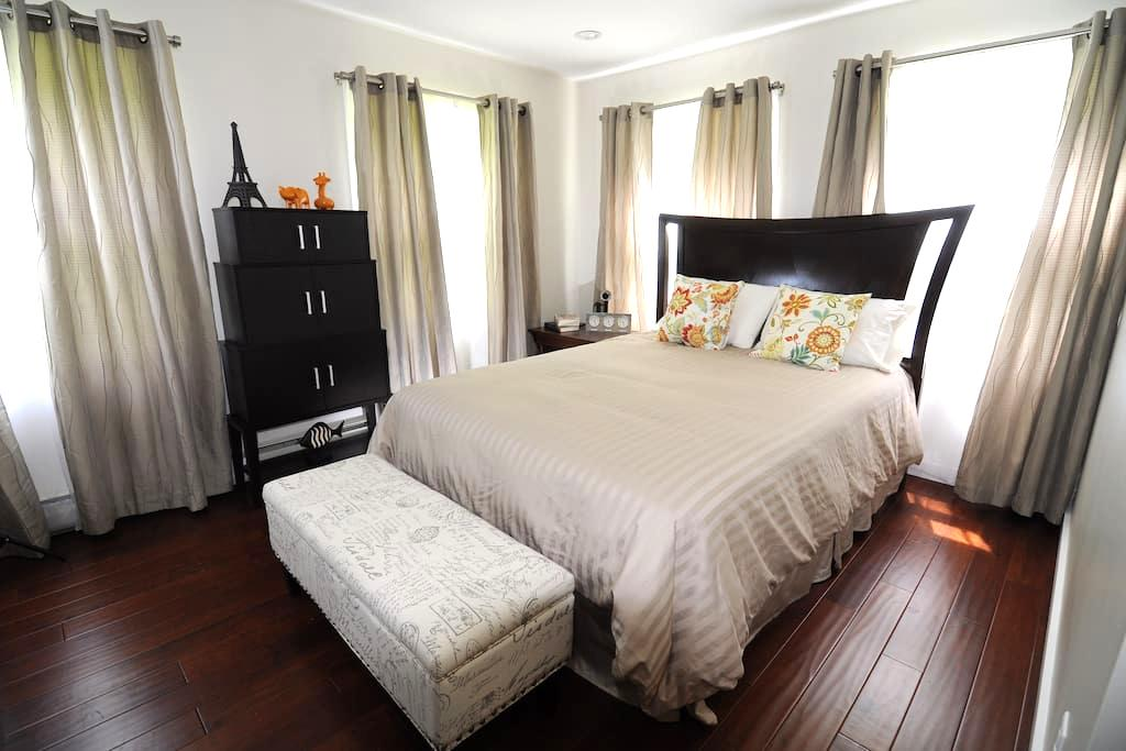 Quiet Private Lenox Apartment - Lenox - Leilighet