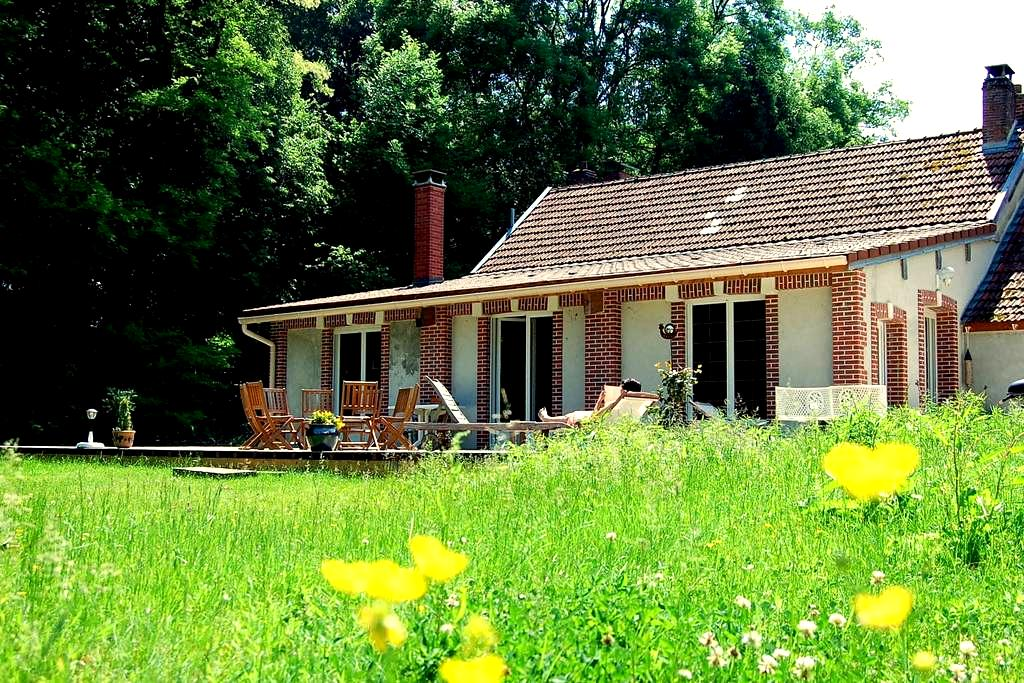 Gite à 9km d'Epernay pour 10pers - Avize - Haus