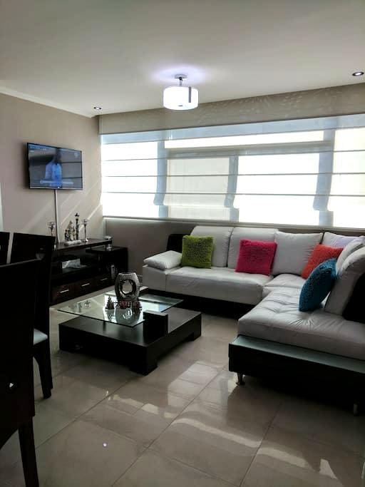 City apartment with great view!! - Guayaquil - Leilighet