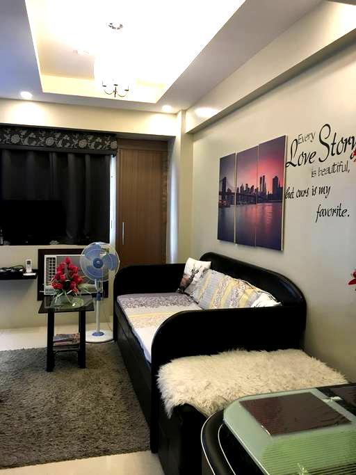 AFFORDABLE CONDO UNIT @ NEWPORT INFRONT NAIA 3 - Pasay - Apartament