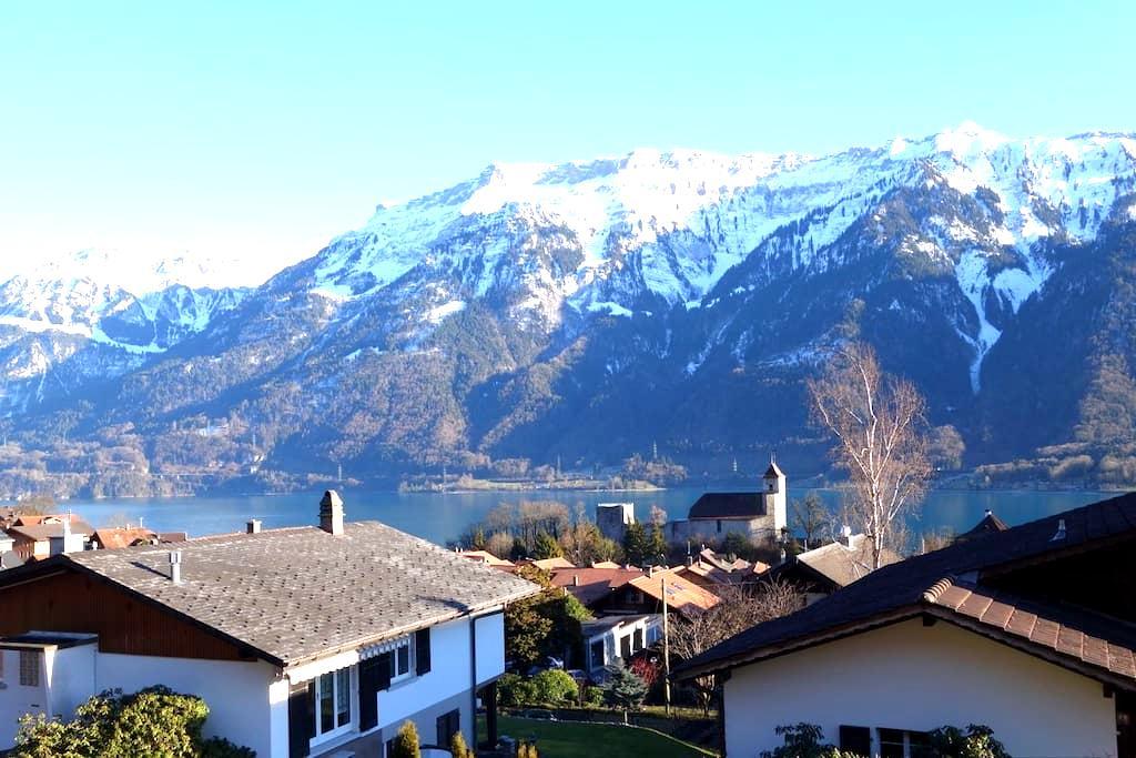 Apartment lake and mountain view - Ringgenberg - Квартира