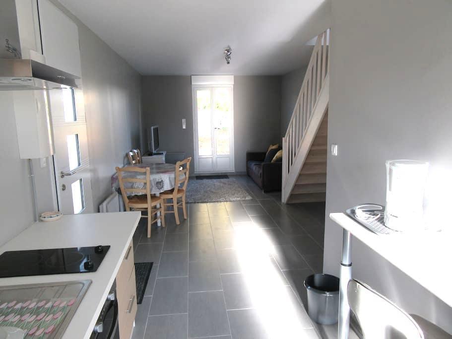 Jolie maison en pierres de Charente refait à neuf - Saint-Yrieix-sur-Charente - Casa