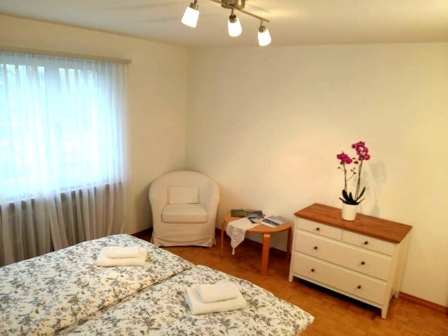Cozy room close to the See. - Küsnacht - Apartmen