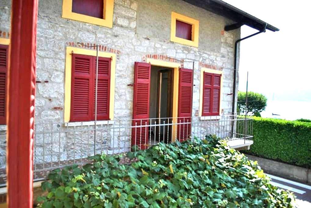Casa sul Lago d'Orta-Ca dl'Elvira - Pella - Casa
