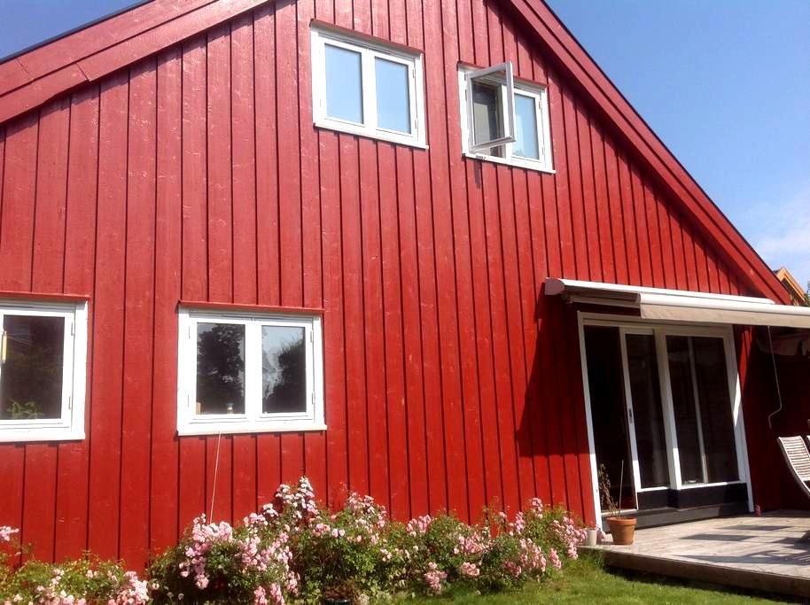 Fint enkelt hus - Arendal - Maison