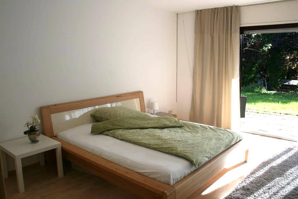 Modern and calm appartment. - Karlsbad - House