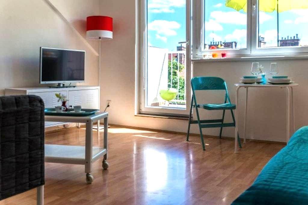 Espresso On Terrace Studio - Praga - Apartamento