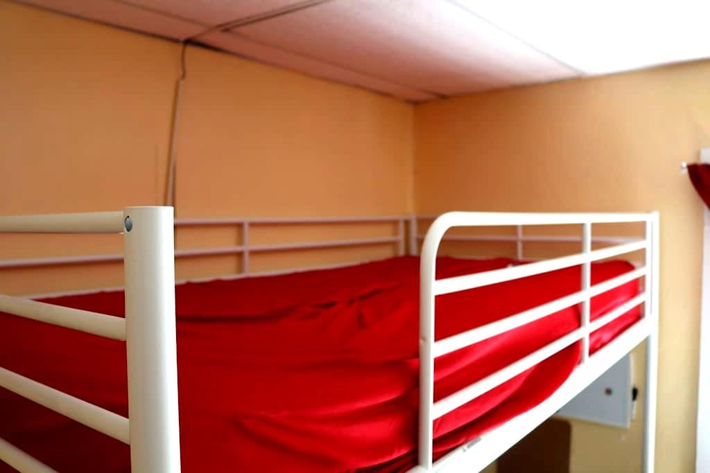 A bunk bed,  Come and crash for the night, cheap! - Worcester - Appartement