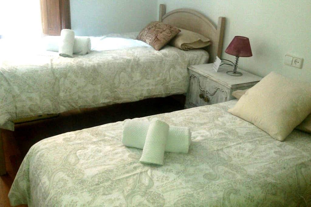 COMFORTABLE DOUBLE ROOM! (WHITE) - Estella - Apartmen