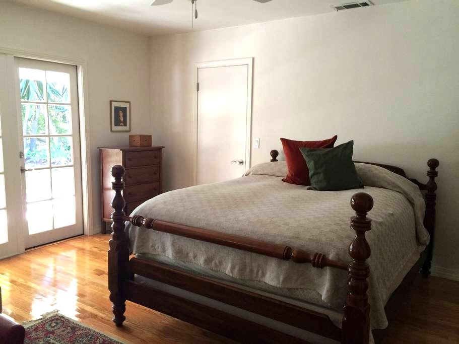 Bed and Bath with Private Entry - Rancho Santa Fe - House