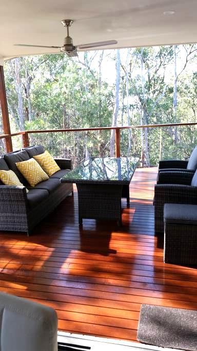 Modern home near shops, Gold Coast and Brisbane - Shailer Park - Hus