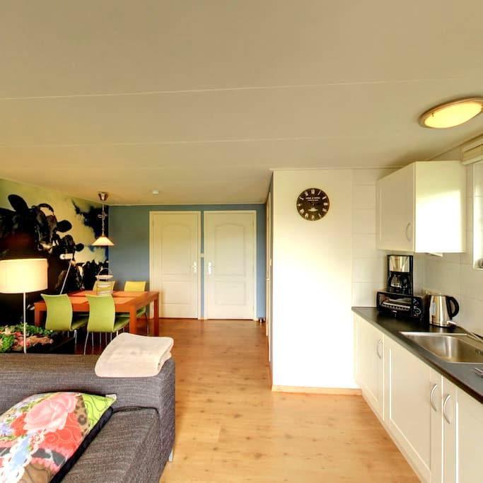 Luxe boerderijappartement (4 pers.) - Denekamp - Appartement