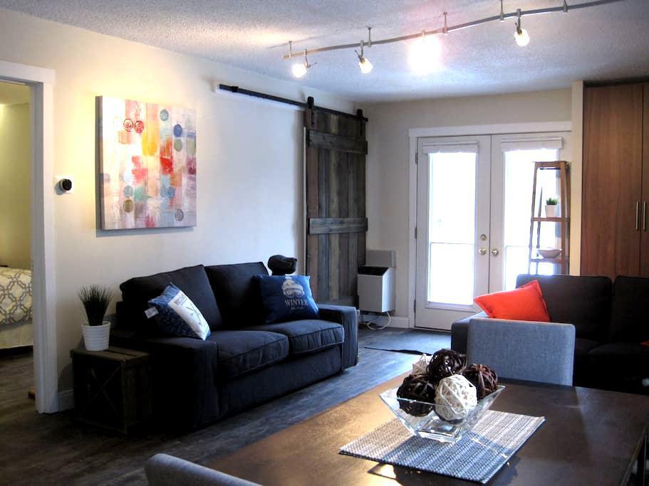 Gorgeous 2 Bdr Collingwood Retreat! - Collingwood - Appartement