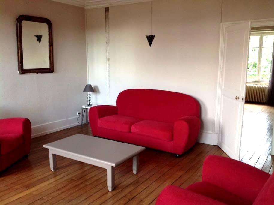 Appartement en centre ville - Nevers - Apartament