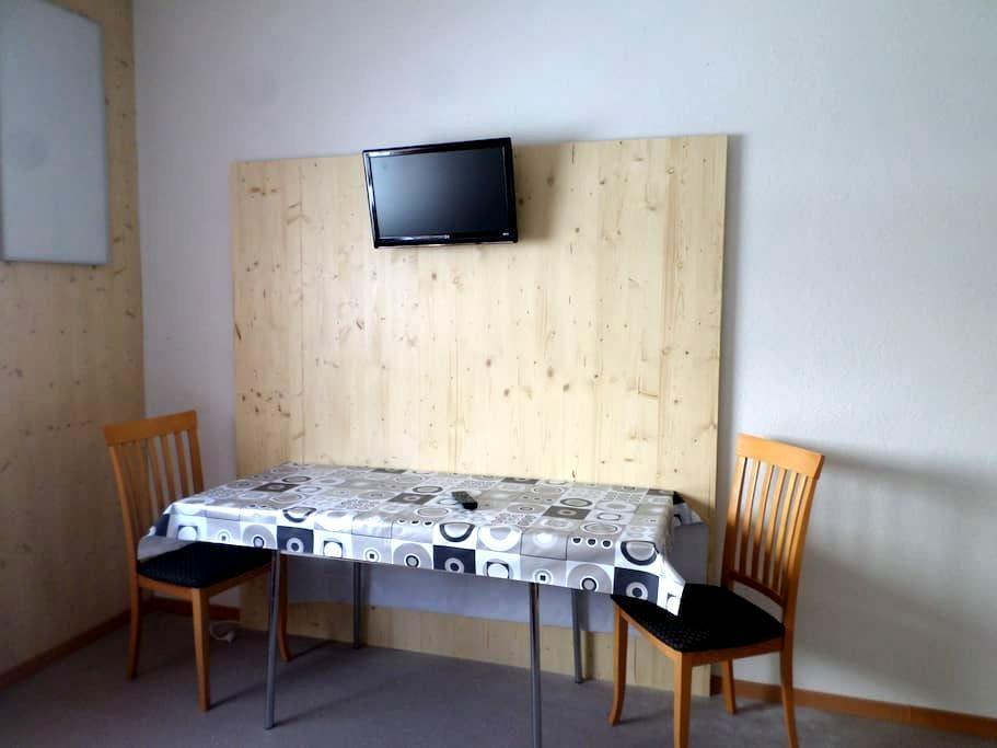 1 Room appartment in Gruyere - Vuadens - Huoneisto