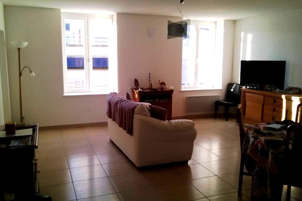 Appartement plein centre ville - Épinal - Appartement