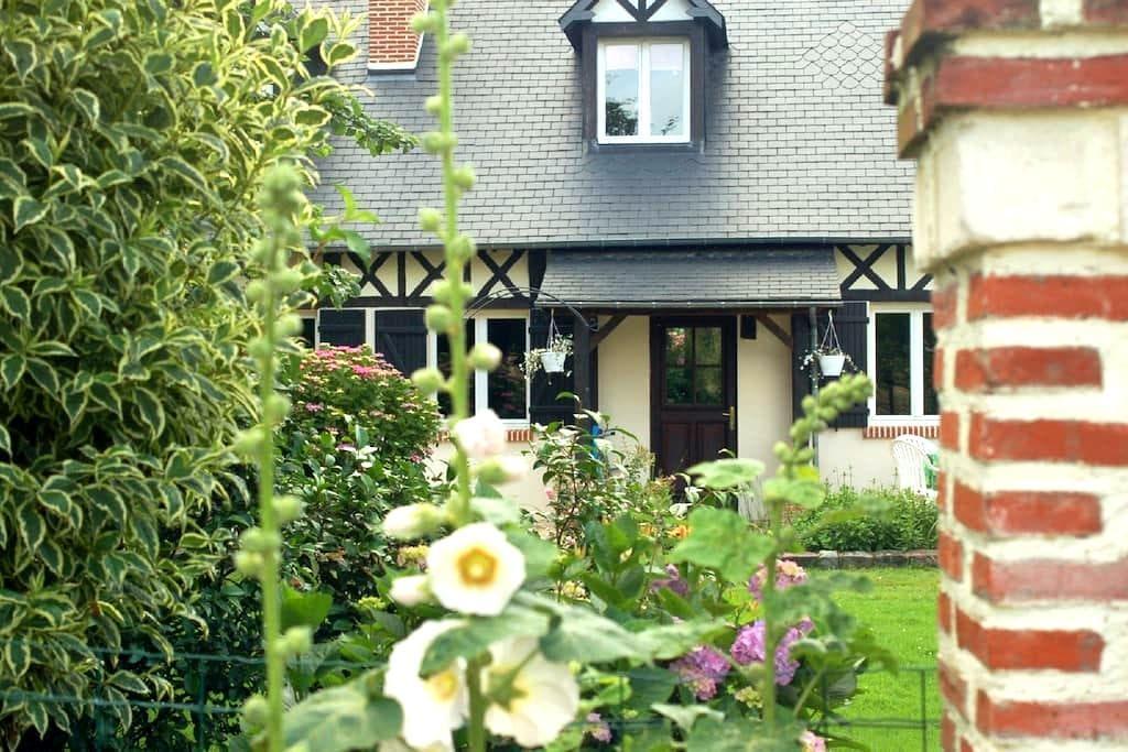 La Polaris gîte neuf  Etretat jardin romantique - Angerville-l'Orcher - Casa