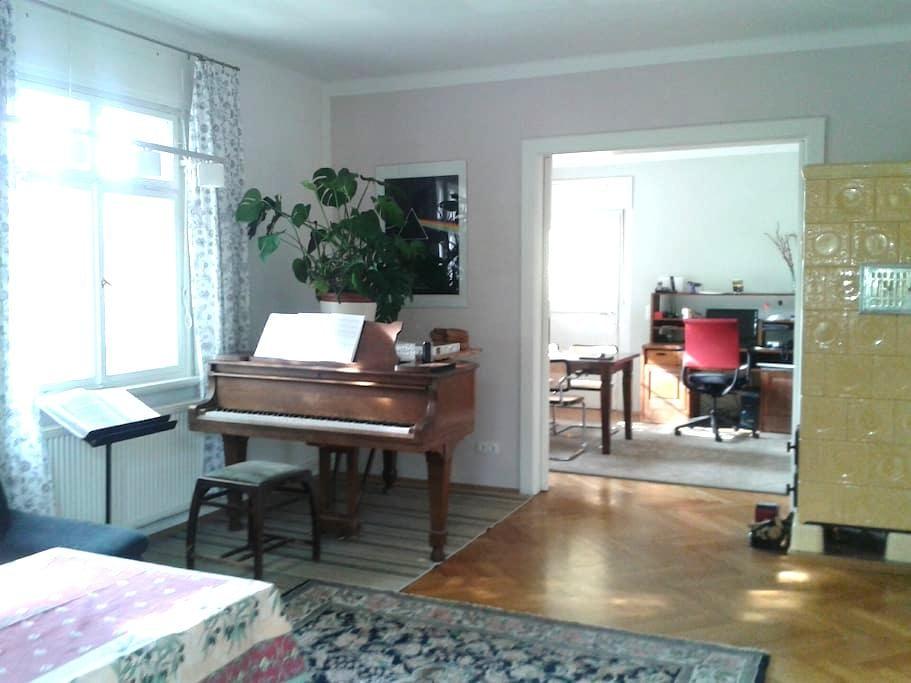 Stadtwohnung im Paulusviertel - Halle (Saale) - Apartamento