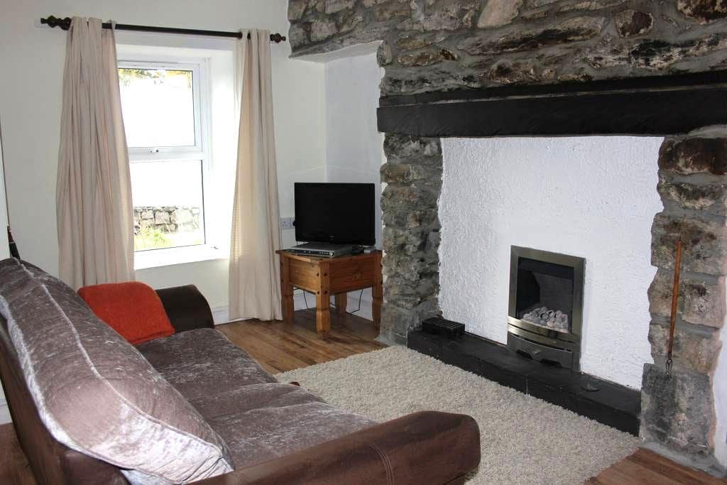 Cottage, Snowdonia, north Wales - Bethesda - Casa