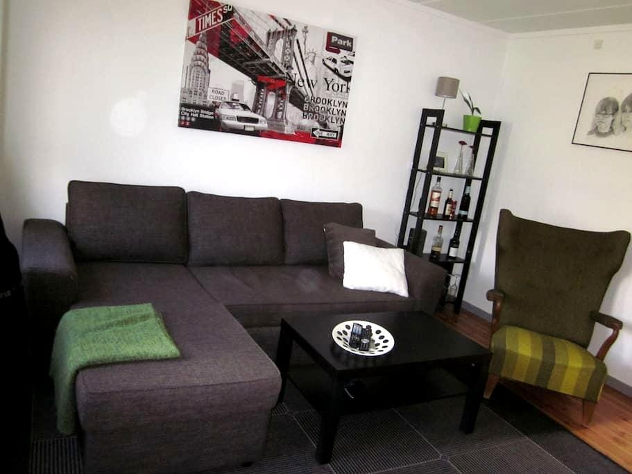 Cozy little 2 rooms apartment - Fredericia - Apartment