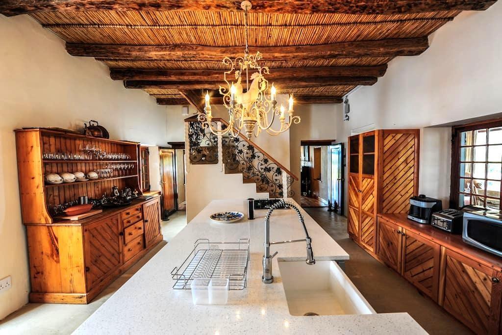 1692 De Kleijne Bos - Luxury Rooms - Paarl - Bed & Breakfast