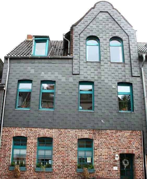 Wohlfühl-FeWo BriLa Nähe Centro - Oberhausen - Apartamento