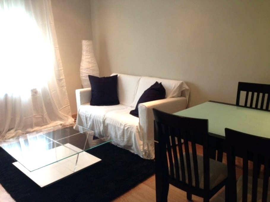 Acogedor piso en pleno centro de Ponferrada - Ponferrada - Lägenhet