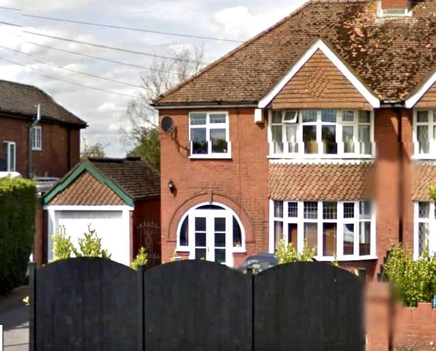 Bucks house w/ free cat stroking and Yorky tea - Weston Turville - Maison