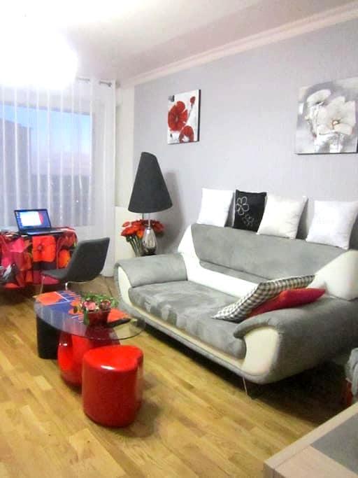 les poussins - Lisieux - Lägenhet