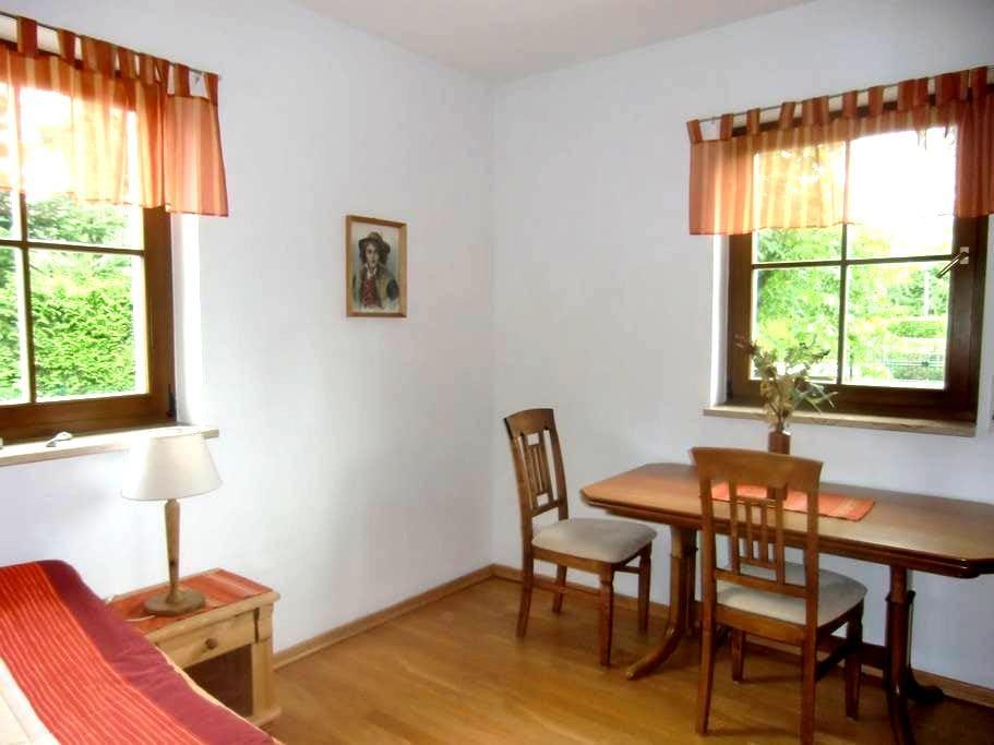 Zimmer im Grünen - ベルリン - 別荘