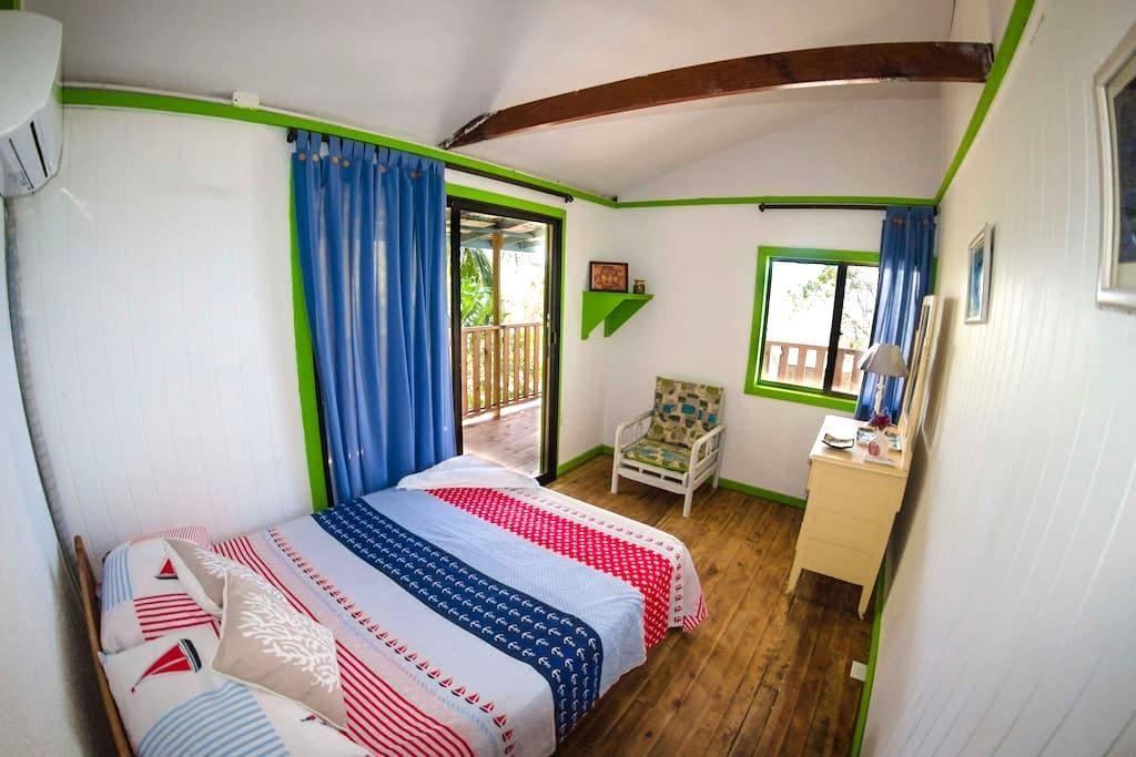 Providencia Sunset View Bed and Breakfast - Isla de Providencia - Szoba reggelivel