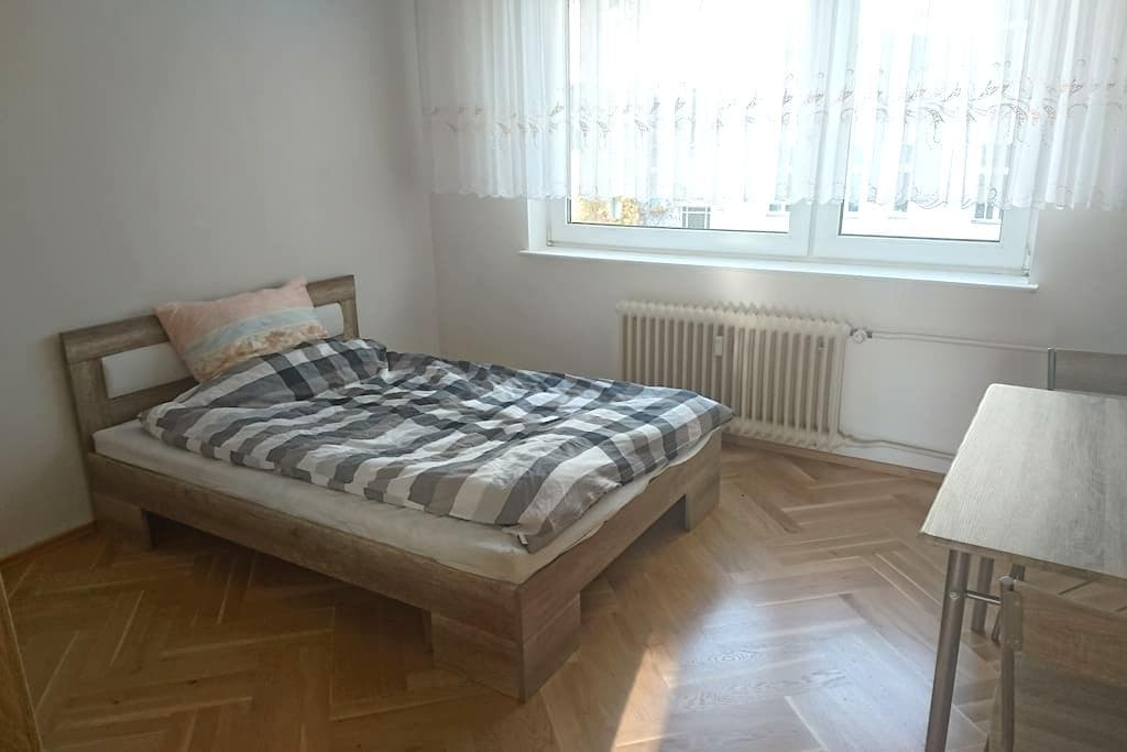 Clean & bright room close to centre of Westberlin - Berlin - Flat